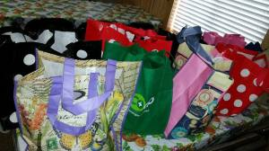 GWOH 2015 Homeless Blessing Bags